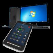 Controla tu PC desde un dispositivo con Android (vía Bluetooth).