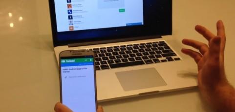 Pushbullet la mejor forma de recibir notificaciones, Compartir Archivos o Enlaces entre iPhone, Android o PC de una manera sencilla.